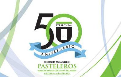 50º ANIVERSARIO DE NUESTRA FEDERACION NACIONAL DE PASTELEROS