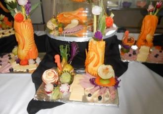 Curso de Tallado de Frutas y Verduras