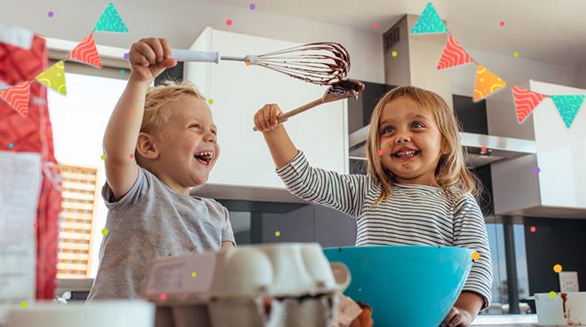 Festejamos el Día del Niño Conectados en casa