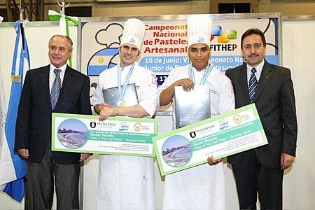 La Escuela de Pastelería estará presente en la FITHEP 2015
