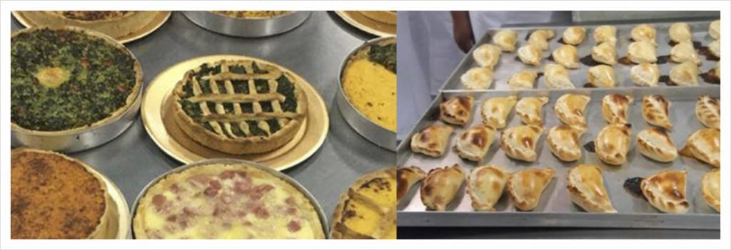 Curso de Tartas y Empanadas