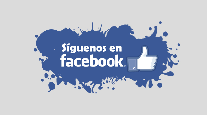 Seguinos en facebook!!!